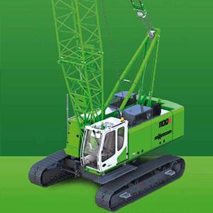 Sennebogen Crawler Crane 1100