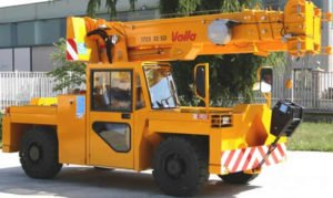 Valla 1725-22 Pick and Carry Crane