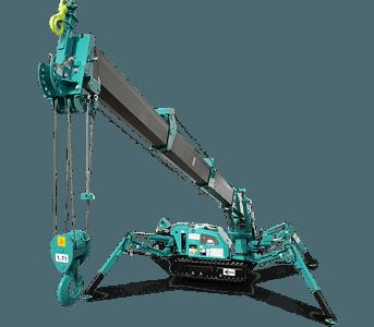 Maeda Mini Crawler Crane MC174