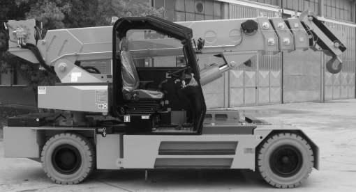 180e 3 - Valla 180E-D Pick and Carry Crane