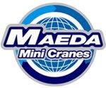 Maeda Mini Crawler Spider Cranes