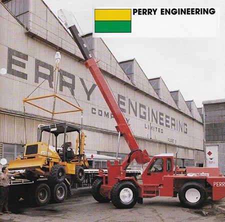 perry engineering - Pace History
