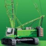 5500 150x150 - 5500E Crawler Crane