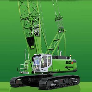 Sennebogen 2200 Crawler Crane