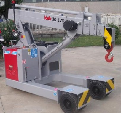 Valla 30EVO Pick and Carry Crane