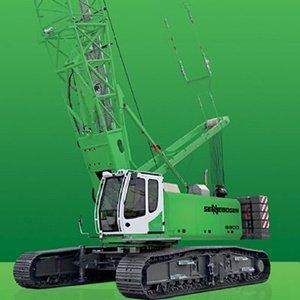 3300 Crawler Crane