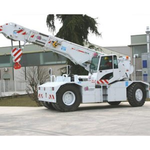 Valla 400D-DE Pick and Carry Crane