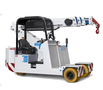 Valla 50D-E Pick and Carry Crane