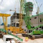 5500 construction 150x150 - 5500E Crawler Crane