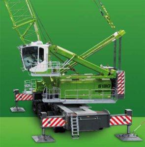 6130hm 295x300 - Sennebogen Port Cranes