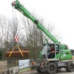 613m 2 150x150 - 613E Mobile Telescopic Crane