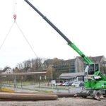 613m 3 150x150 - 613E Mobile Telescopic Crane