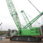 Sennebogen 6300E duty cycle cranes