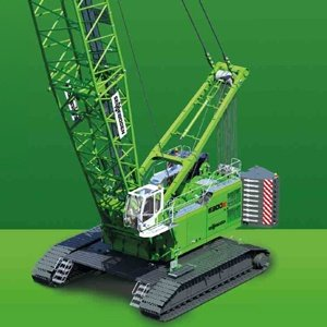 Sennebogen heavy duty cycle cranes