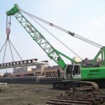 Sennebogen duty cycle cranes