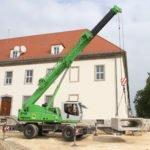 643m 1 150x150 - 643E Mobile Telescopic Crane