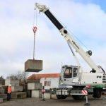 643m 5 150x150 - 643E Mobile Telescopic Crane