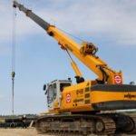 643r 5 150x150 - 643E Crawler Telescopic Crane