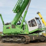 653 4 150x150 - 653E Crawler Telescopic Crane