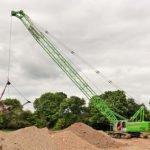 655 heavy duty cycle crane