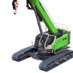 673 3 150x150 - 673E Crawler Telescopic Crane