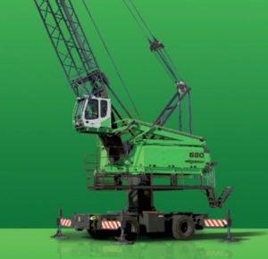 680hmc 1 300x290 - Sennebogen Port Cranes