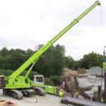683 5 150x150 - 683 Crawler Telescopic Crane
