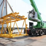Sennebogen mobile telescopic cranes
