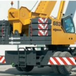 683m rear 150x150 - 683 Mobile Telescopic Crane
