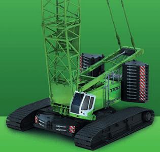 Sennebogen Crawler Cranes 7700