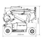 GW625-2 dimensions