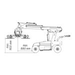GW-625-2 lifting capacity
