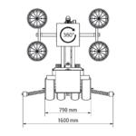 GW425 materials handler technical