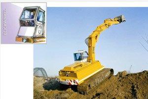 Hydraulikbagger Generation -