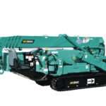 Pace mini crawler cranes