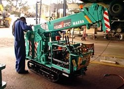 , Crane Servicing, Crane Repairs, Crane Certification