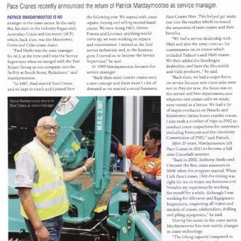 crane service in sydney