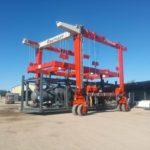 Shuttlelift mobile gantry cranes