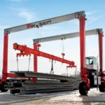 rubber tyred gantry cranes