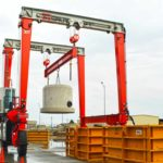 mobile gantry cranes