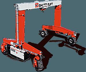 shuttlelift gantry cranes