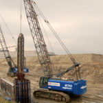 sennebogen 670 duty cycle crawler crane