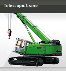 telescopiccrawlercranes -
