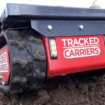 tracked carrier materials handling