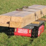tracked carrier construction materials handling