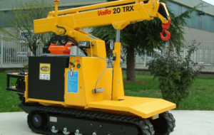 Valla 20TRX E-D Pick and Carry Crane
